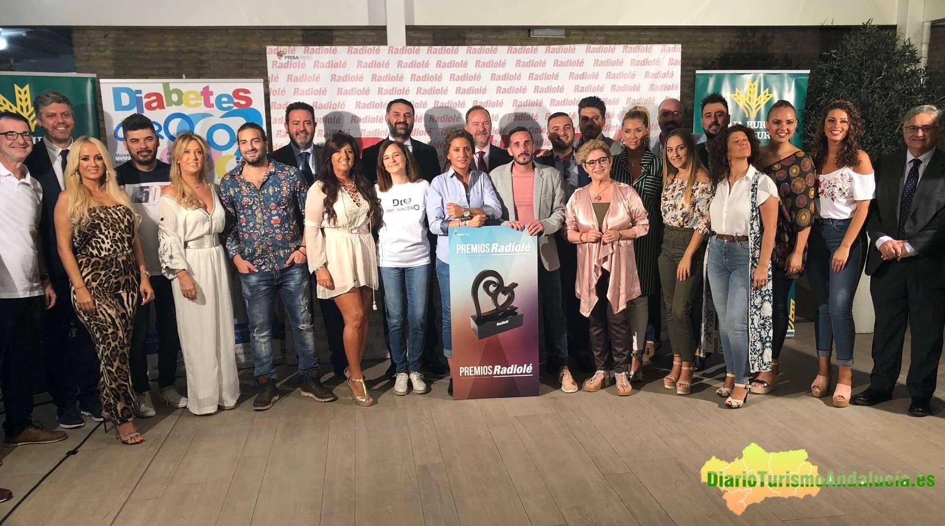 Francisco Javier Fernández ha dado a conocer estos datos en la presentación de la gala de los Premios Radiolé, que tendrá lugar en Sevilla el 19 de octubre.