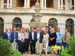 Diputación y Cámara de Linares trasladarán 12 marcas de aceite jiennenses hasta esta feria gastronómica y de restauración que se celebrará en Londres entre el 1 y el 3 de octubre.