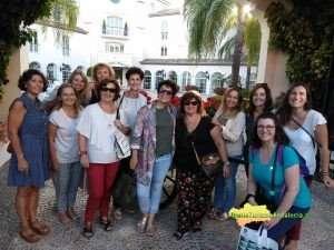 Turismo Costa del Sol organiza un viaje de familiarización con la Asociación del Secretariado Profesional de Madrid para captar nuevos eventos para altos directivos de empresas.