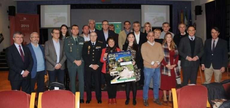 La iniciativa, que cuenta con el apoyo de la Delegación de Turismo de la Diputación de Córdoba, se enmarca dentro de los actos conmemorativos del 175 aniversario de la Fundación de la Guardia Civil.