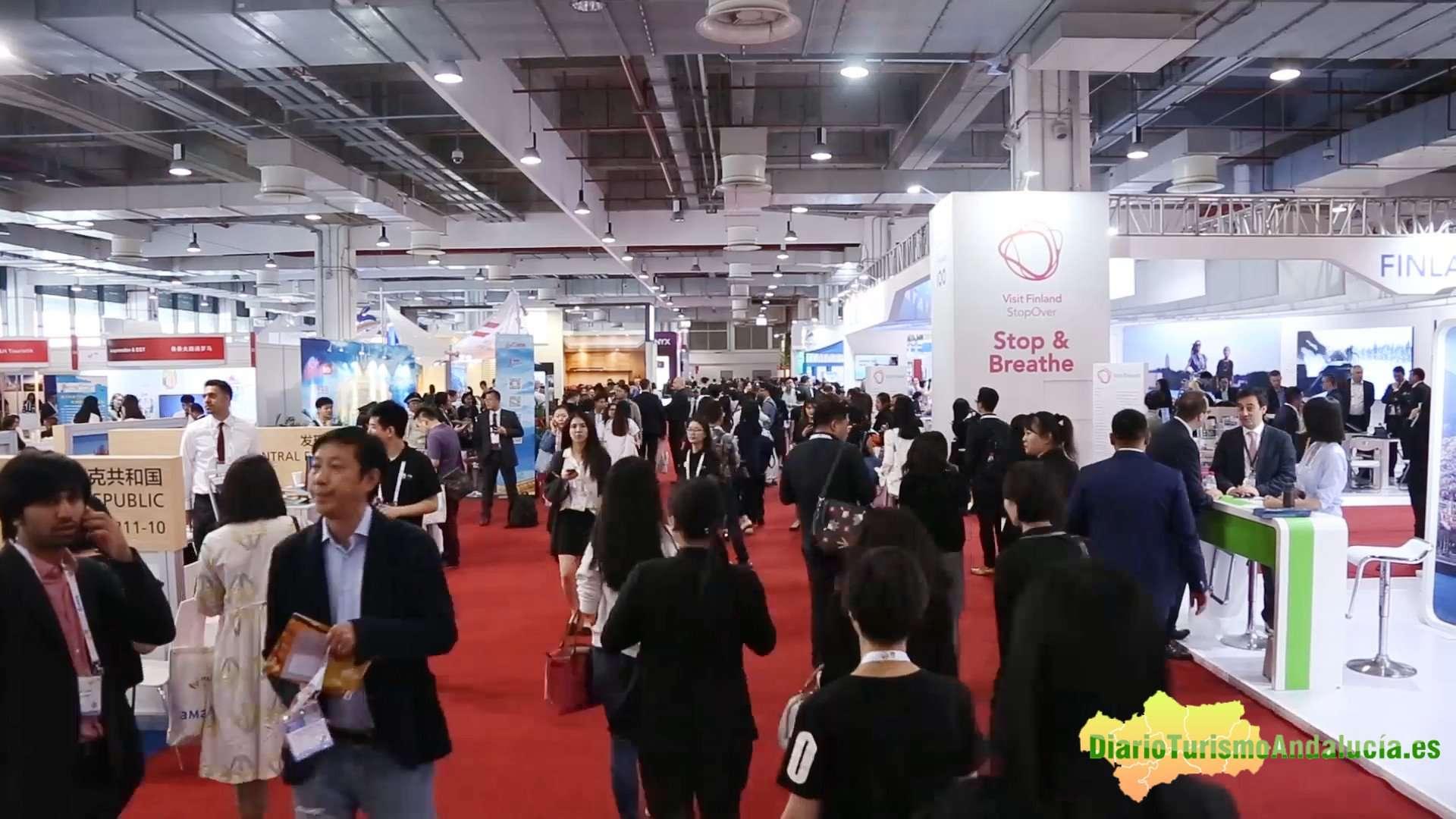 Este evento, de carácter profesional, celebra su tercera edición en Shanghai y cada año cobra mayor importancia como feria de referencia en Asia.