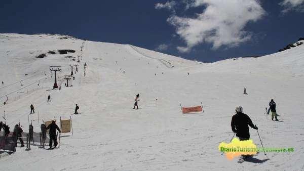 Sierra Nevada cierra su temporada tras 163 días de actividad /CETURSA.