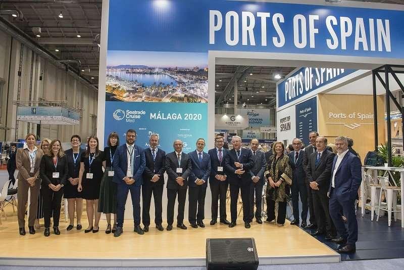 La delegación mantuvo reuniones con las principales compañías del sector del crucero para plantear una oferta turística atractiva de cara a los dos próximos años.