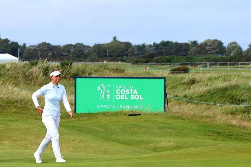 Emily Kristine Pedersen, líder de la Race to Costa del Sol, encabeza la nómina internacional del torneo que se jugará del 26 al 29 de noviembre en el Real Club de Golf Guadalmina