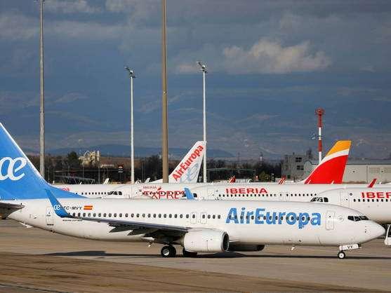 Air Europa recibe avisos de embargos