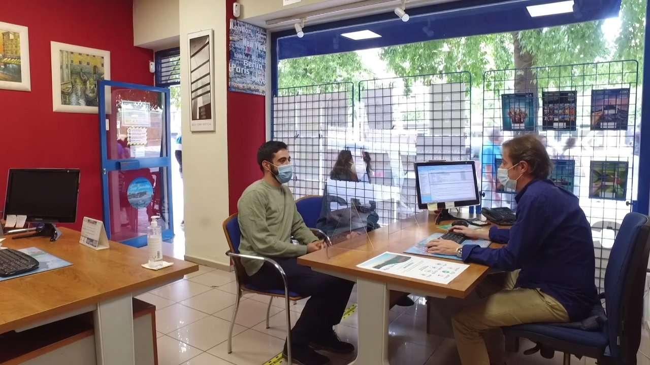 Ayudas económicas para las agencias de viajes andaluzas
